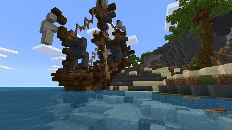 Pirates Hideout on the Minecraft Marketplace by Team Visionary