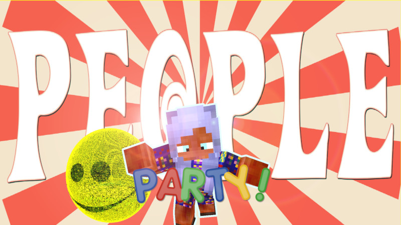 People Party on the Minecraft Marketplace by The World Foundry