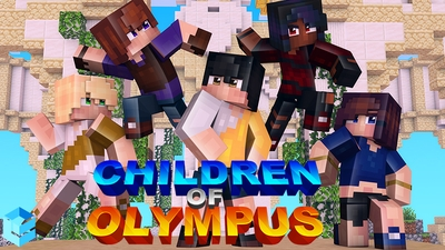 Children of Olympus on the Minecraft Marketplace by Entity Builds