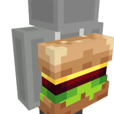 Burger Body on the Minecraft Marketplace by BLOCKLAB Studios