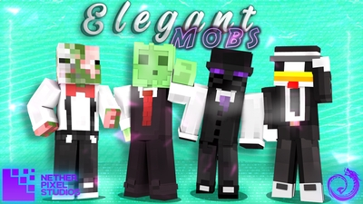 Elegant Mobs on the Minecraft Marketplace by Netherpixel