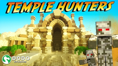 Temple Hunters on the Minecraft Marketplace by Dodo Studios