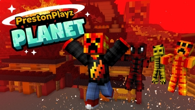 PrestonPlayz Planet on the Minecraft Marketplace by Meatball Inc
