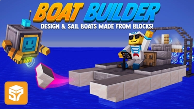 Boat Builder on the Minecraft Marketplace by 57Digital