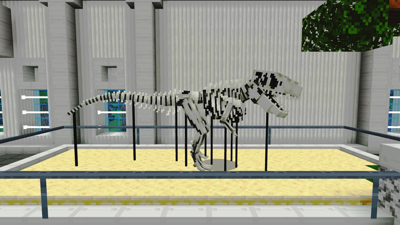 Dinosaur Dig In Minecraft Marketplace Minecraft