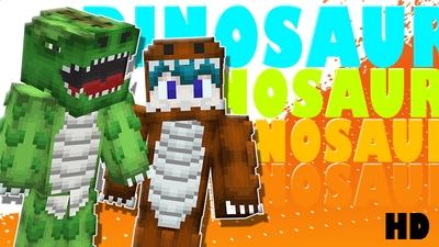 Dinosaurs HD on the Minecraft Marketplace by The Lucky Petals
