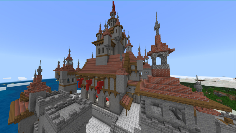 Castle Explorer on the Minecraft Marketplace by Chunklabs
