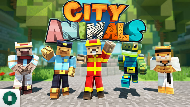 City Animals on the Minecraft Marketplace by Octovon
