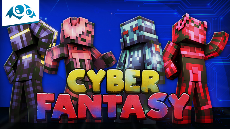 Cyber Fantasy on the Minecraft Marketplace by Monster Egg Studios