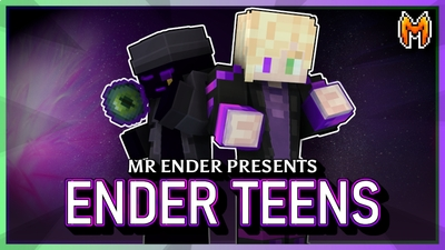 Ender Teens on the Minecraft Marketplace by Metallurgy Blockworks