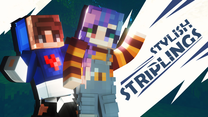 Stylish Striplings on the Minecraft Marketplace by Owls Cubed