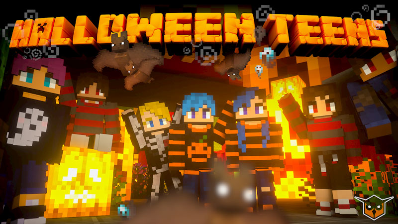 Halloween Teens on the Minecraft Marketplace by Owls Cubed