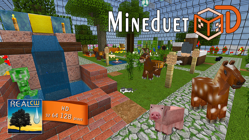 RealCW on the Minecraft Marketplace by Mineduet