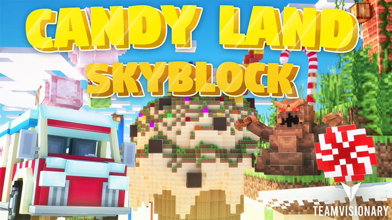 Candy Land Skyblock