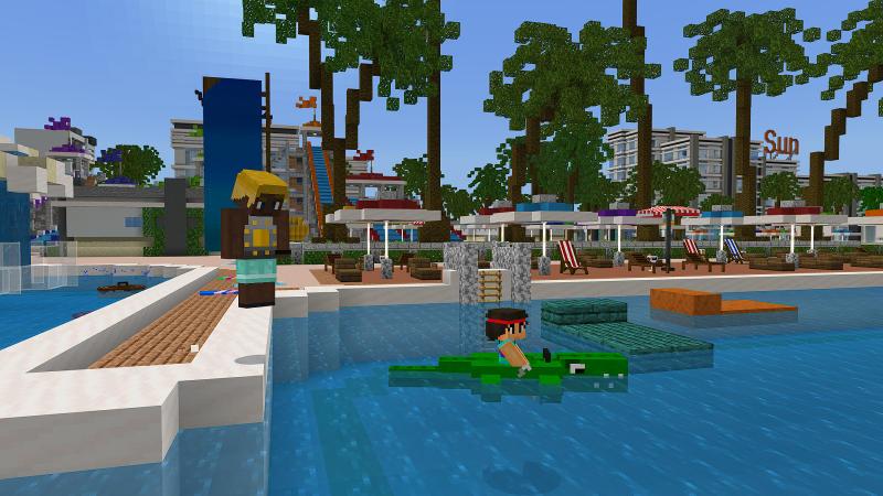 Aqua Park by BLOCKLAB Studios