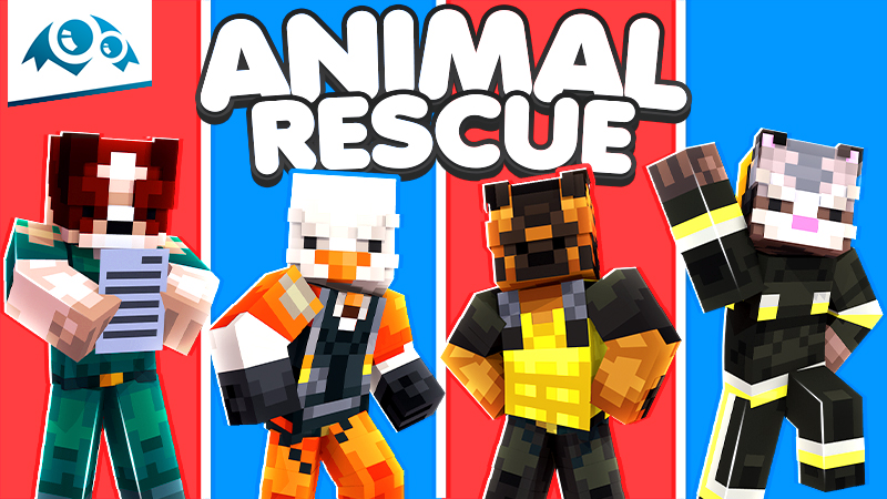 Animal Rescue on the Minecraft Marketplace by Monster Egg Studios
