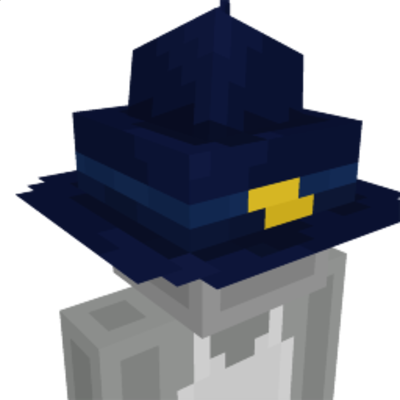 Wizard Hat on the Minecraft Marketplace by Panascais
