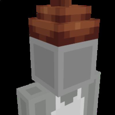 Poop on Head on the Minecraft Marketplace by Team Vaeron
