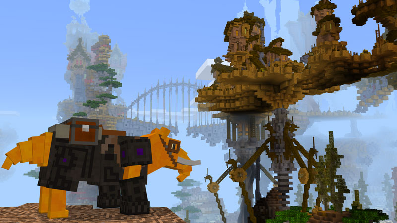 Steampunk City by MrAniman2