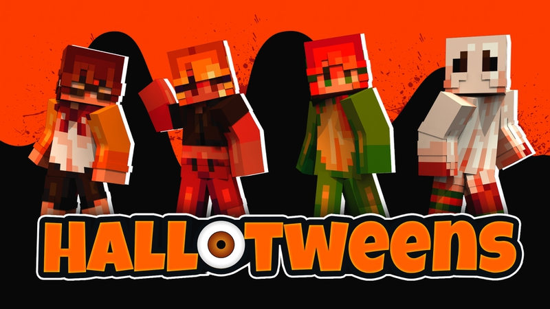 Hallotweens on the Minecraft Marketplace by Snail_Studios