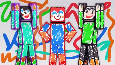 Toddler Doodles on the Minecraft Marketplace by 57Digital