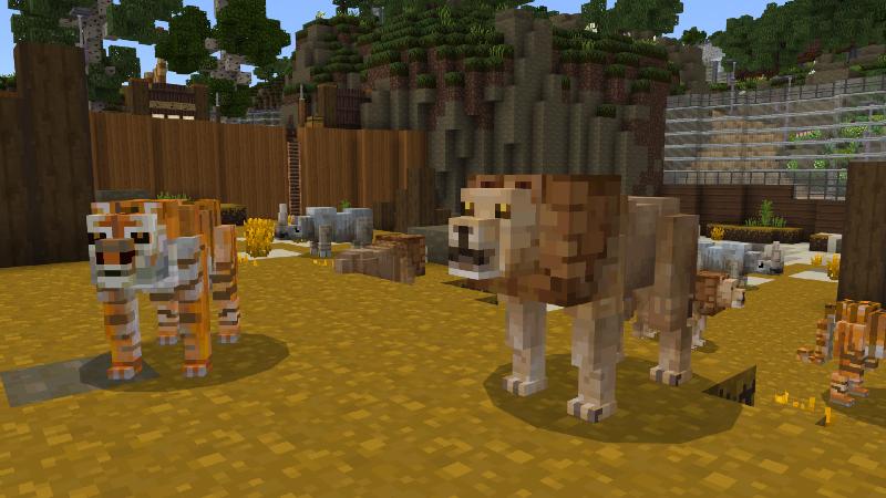 Mine Zoo by Cyclone