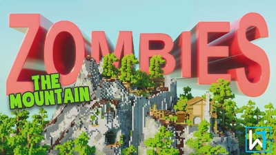 Crazy Zombies The Mountain on the Minecraft Marketplace by Waypoint Studios