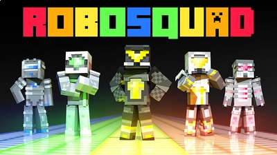 Robo Squad on the Minecraft Marketplace by Mine-North
