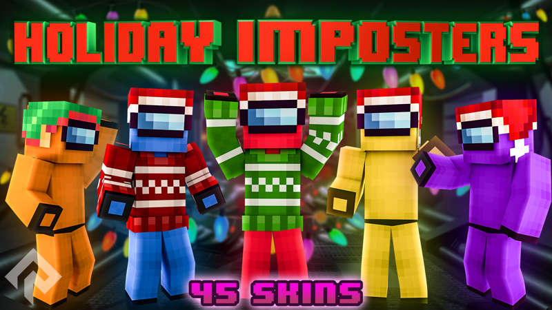 Holiday Imposters on the Minecraft Marketplace by RareLoot