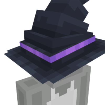 Witch Hat on the Minecraft Marketplace by Enchanted