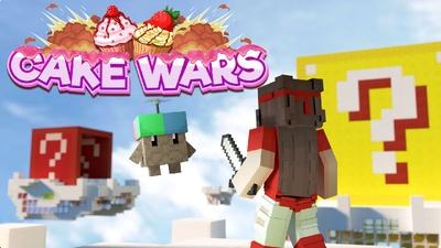 Cake Wars on the Minecraft Marketplace by Podcrash