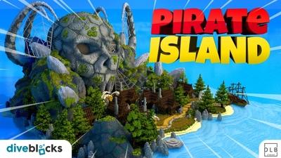 Pirate Island on the Minecraft Marketplace by Diveblocks