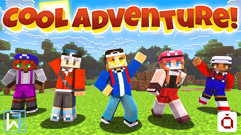 Cool Adventure  on the Minecraft Marketplace by Waypoint Studios