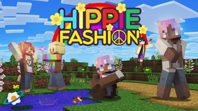 Hippie Fashion on the Minecraft Marketplace by NovaEGG