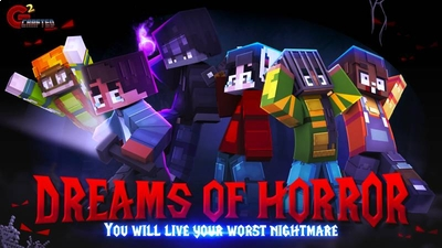 Dreams of Horror on the Minecraft Marketplace by G2Crafted