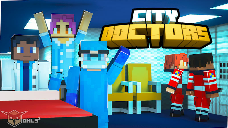 City Doctors on the Minecraft Marketplace by Owls Cubed