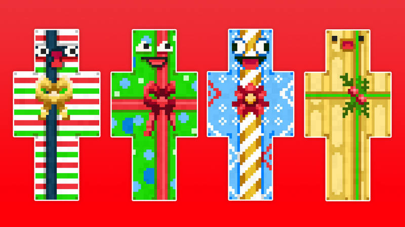 Derpy Gifts on the Minecraft Marketplace by 57Digital