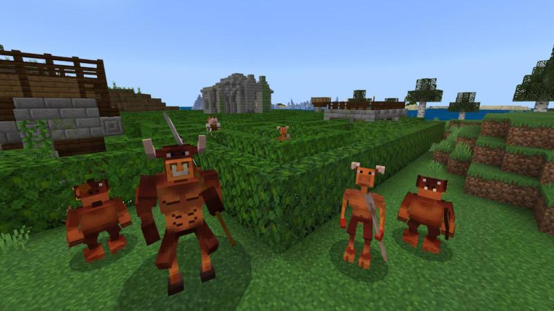 Mythical Animals by stonemasons