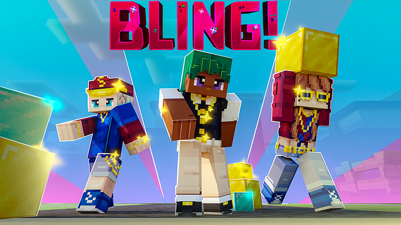 BLING on the Minecraft Marketplace by Odyssey Builds
