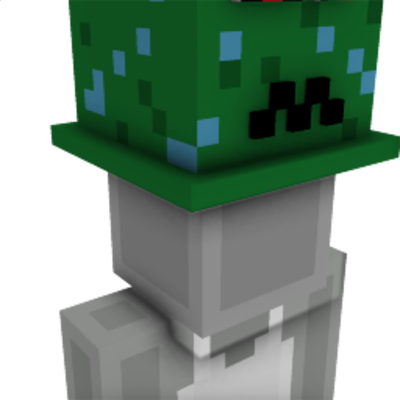 Monster Hat on the Minecraft Marketplace by MobBlocks