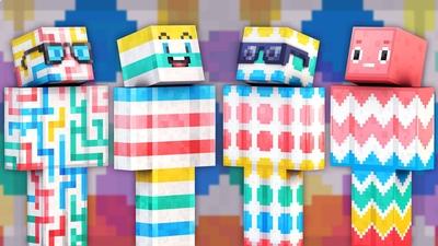 Spots  Stripes on the Minecraft Marketplace by 57Digital