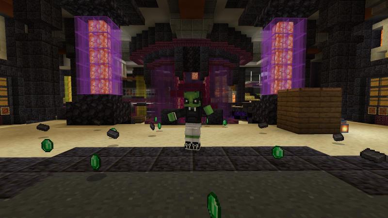 Alien Secret Base by BLOCKLAB Studios
