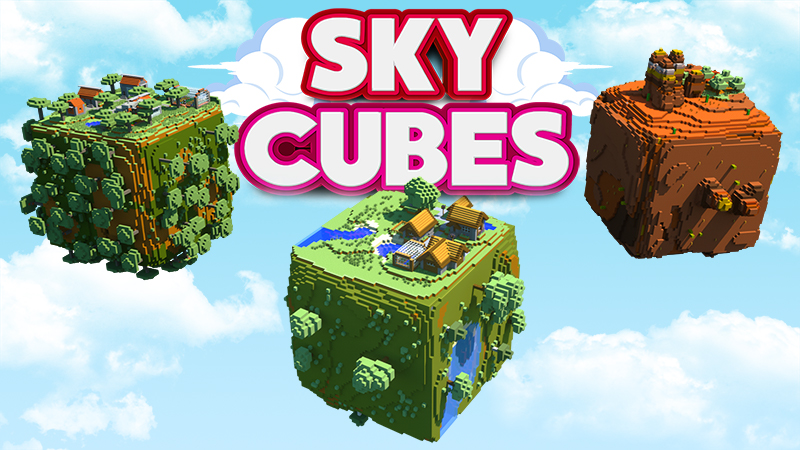 Skycubes on the Minecraft Marketplace by 4KS Studios