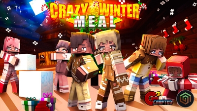 Crazy Winter Meal on the Minecraft Marketplace by G2Crafted