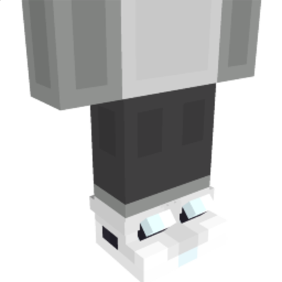 White Sneakers on the Minecraft Marketplace by NovaEGG