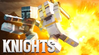 Knights on the Minecraft Marketplace by 4KS Studios