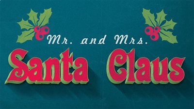 Mr and Mrs Santa Claus on the Minecraft Marketplace by Dig Down Studios