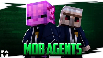 Mob Agents on the Minecraft Marketplace by Fall Studios