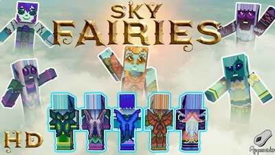 Sky Fairies HD on the Minecraft Marketplace by Appacado