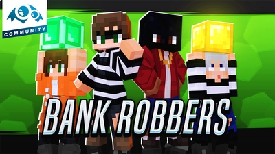 Bank Robbers on the Minecraft Marketplace by Monster Egg Studios